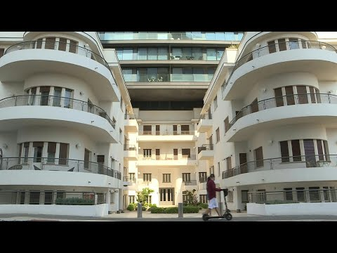 As Bauhaus marks 100 years, Tel Aviv's iconic 'White City' stands tall