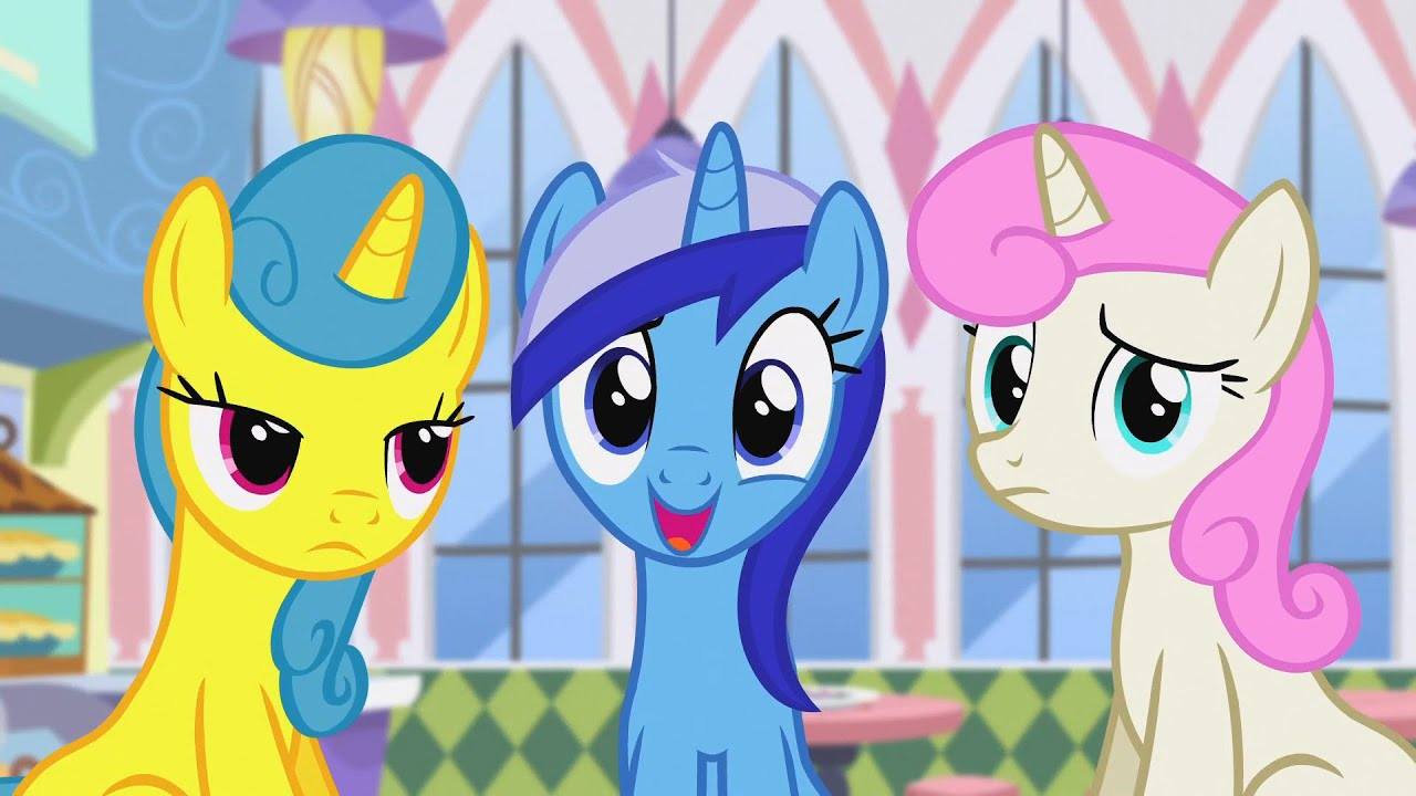 Twilight Meets Up With Her Old Friends My Little Pony