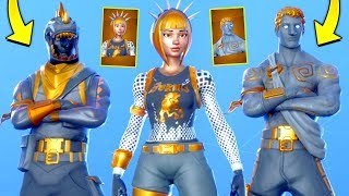 "I created my own Fortnite ""Mythic Legends Pack""..!!"