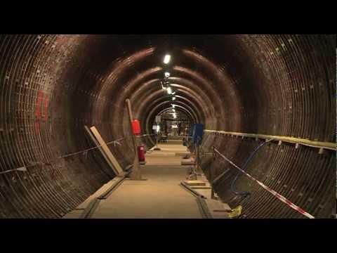 Der St. Pauli-Elbtunnel - die komplexe Sanierung eines Denkmals