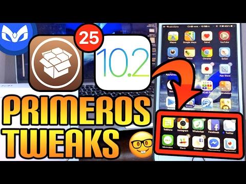 TOP 25 MEJORES TWEAKS iOS 10.2 MUST WATCH #2