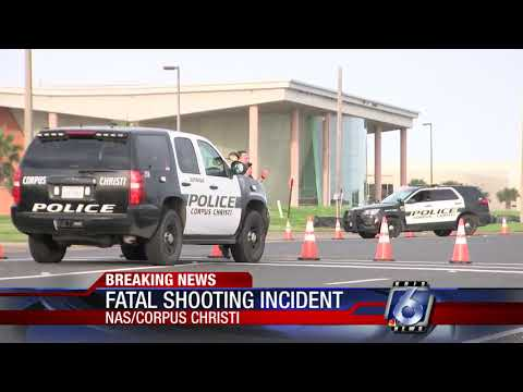 Man killed after crashing into NASCC North Gate