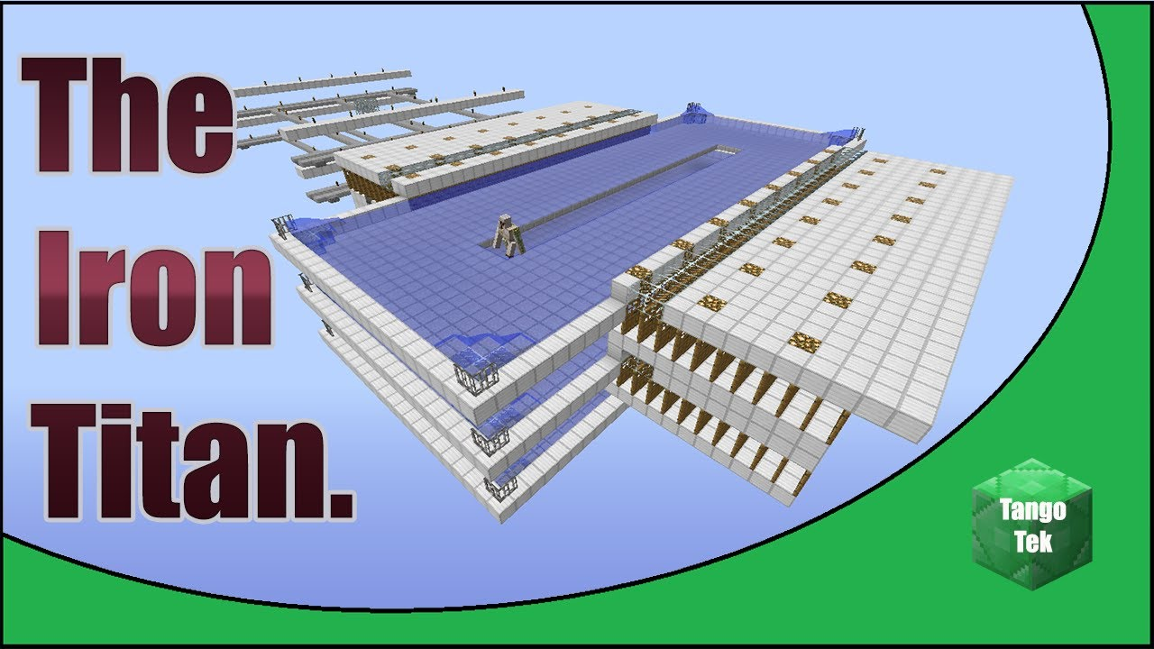 Looking for Iron Farms? see here! [Pics] [Tutorial links