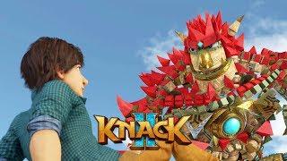 KNACK 2 - O INÍCIO DE GAMEPLAY, EM PORTUGUÊS PT-BR! No PS4 Pro!