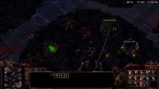 Starcraft 2 - Heart of the Swarm: Zerg Campaign Strategy - Abberation Lurker Siege