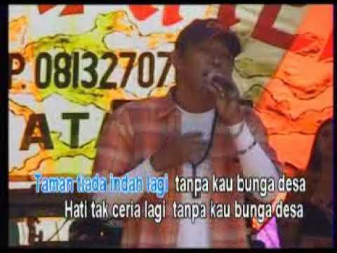 RA'IB / BUNGA DESA - HALMAHERA ( Vokal: Galih ) KARAOKE