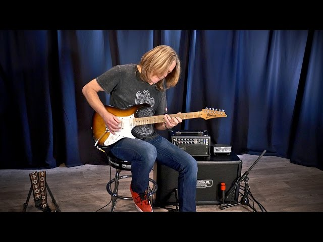 "Tone Sessions: Andy Timmons & Mark Five: 25™ – ""Lucy"" Playthrough"