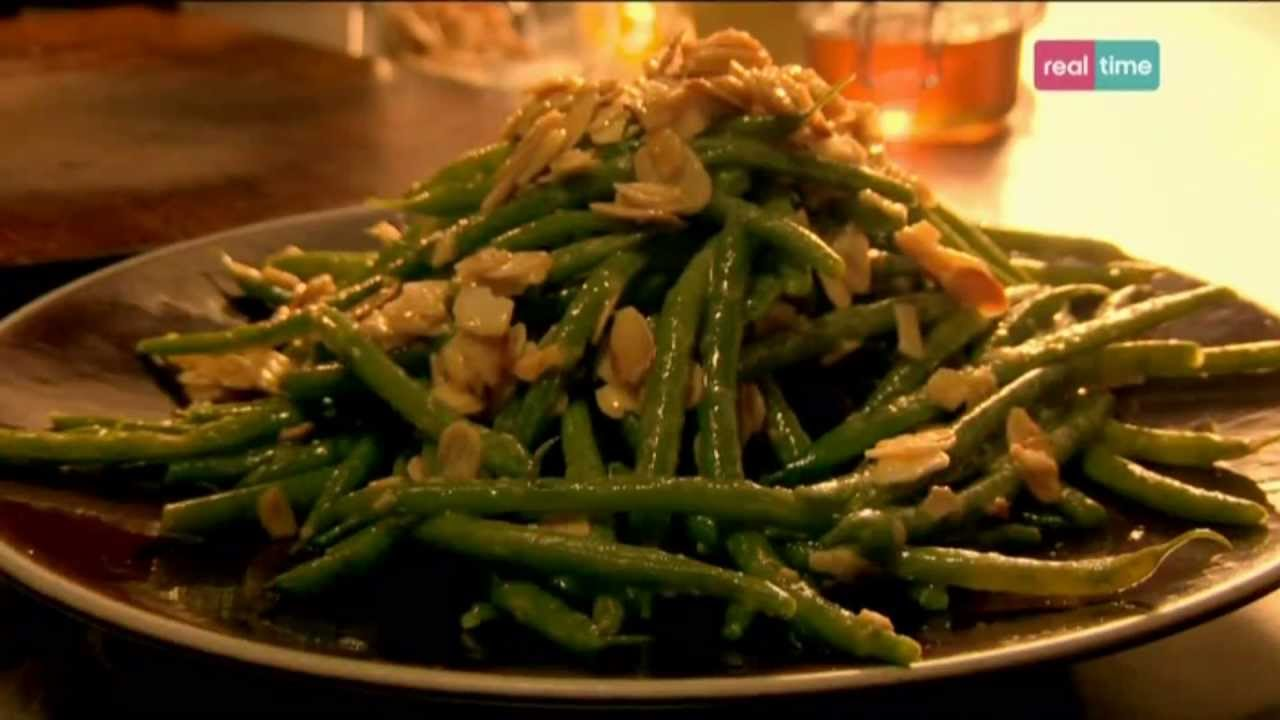 Cucina con ramsay 98 insalata di fagiolini con salsa - Cuisiner haricot vert ...