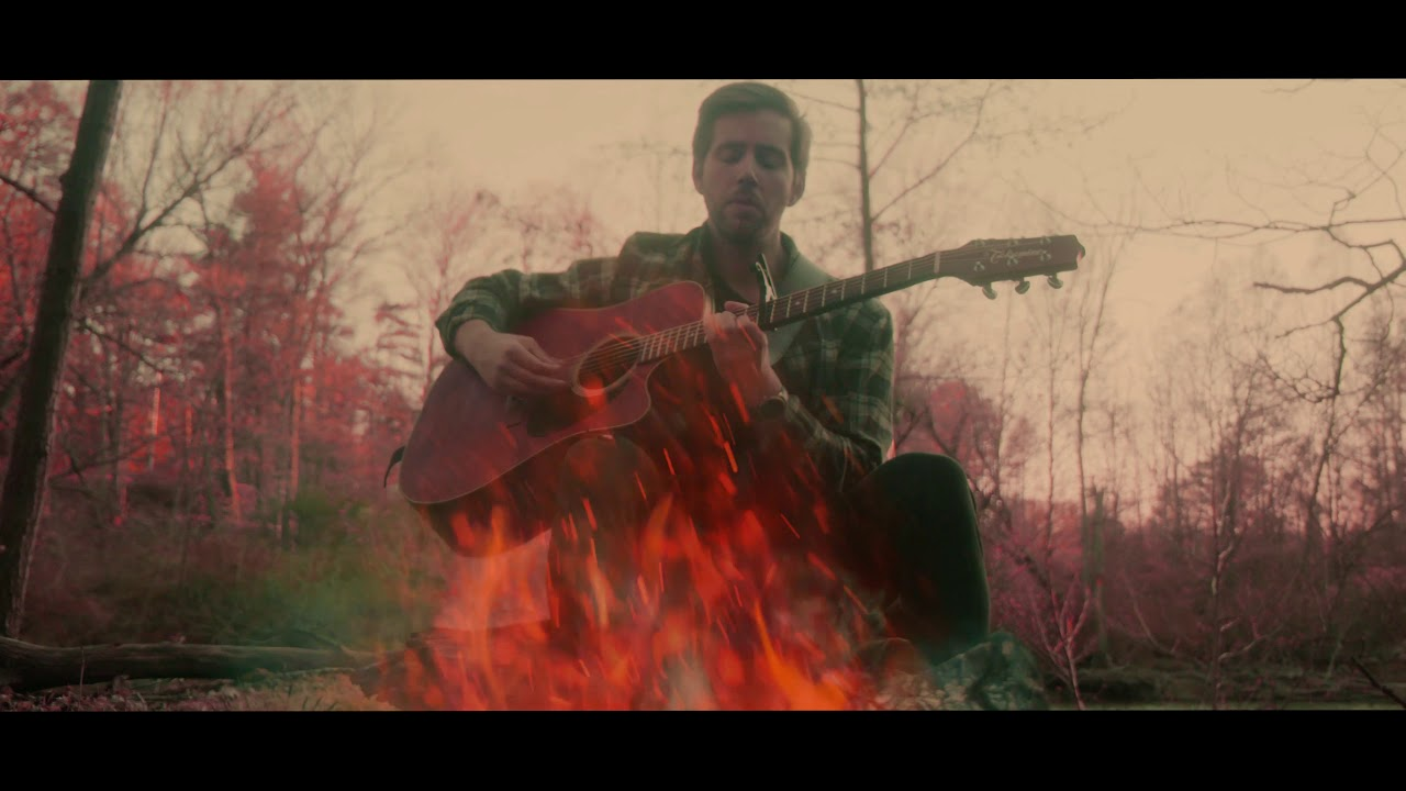 Charlie DeCarlo - Wildfire (Official Music Video)