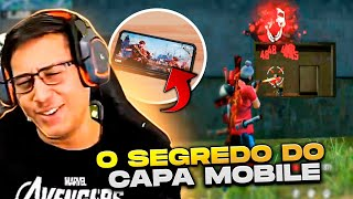COMO PUXAR CAPA NO ANDROID E IPHONE? 14 KILLS SOLO VS SQUAD FREE FIRE