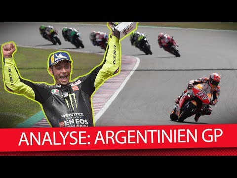 Rossi is back! - MotoGP 2019 Argentinien (Analyse)