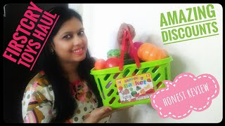 Hindi Firstcry Toys Haul For 1 To 5 Years Kids | Toys Worth Buying Or Not ? |honest Reviews