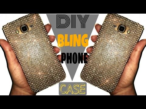 DIY Bling Phone Case
