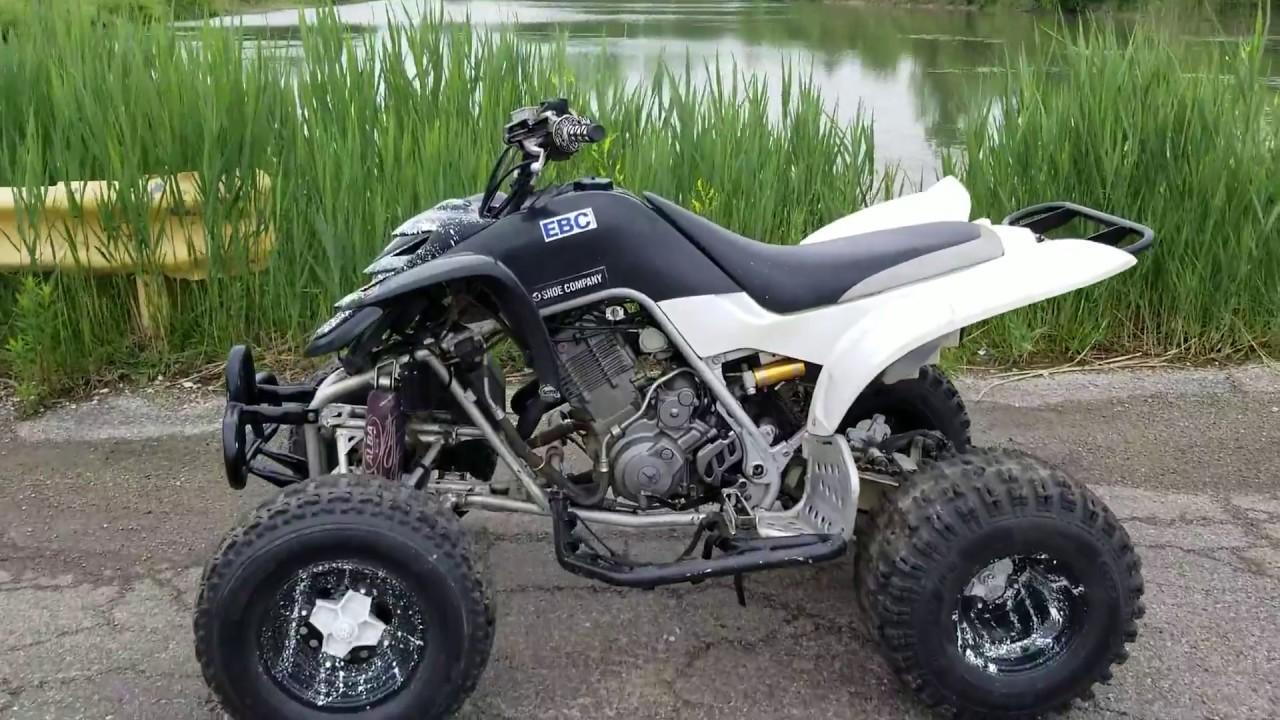 2003 Yamaha Raptor 660r ATV QUAD FOUR WHEELER For Sale From  SaferWholesale com