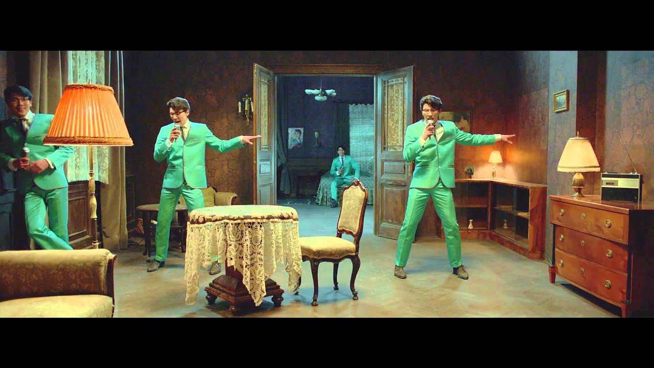 画像: Erik Sumo & The Fox-Fairies - Dance Dance Have A Good Time ダンスダンス☆ハバグッタイム youtu.be