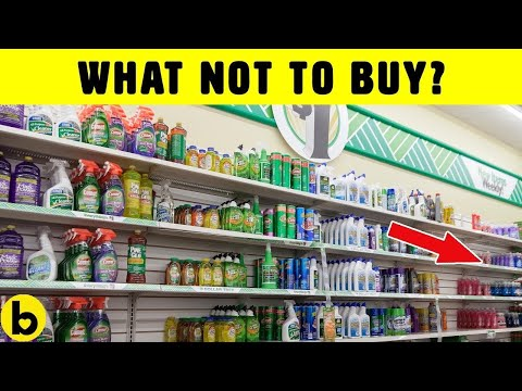 What You Shouldn't & Should Buy At The Dollar Tree