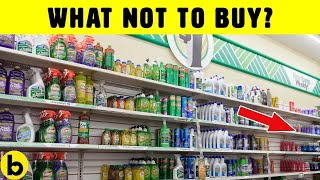 What You Should And Shouldn't Buy At The Dollar Tree