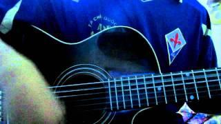 Tớ xin lỗi - Guitar Acoustic Cover by Quốc Dũng AOF.f4v