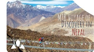 Mountain Biking: Discovering Nepal | VAUDE