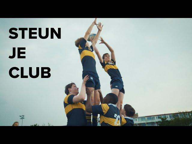 Steun je Club