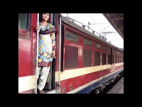 OMG ! India's 1st Lady Train Driver