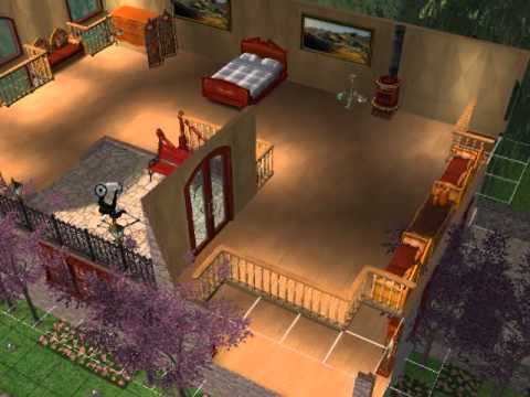 The Sims My Vacation Home