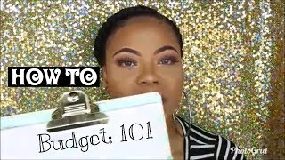 BEGINNER BUDGETING: HOW TO START A BUDGET 101