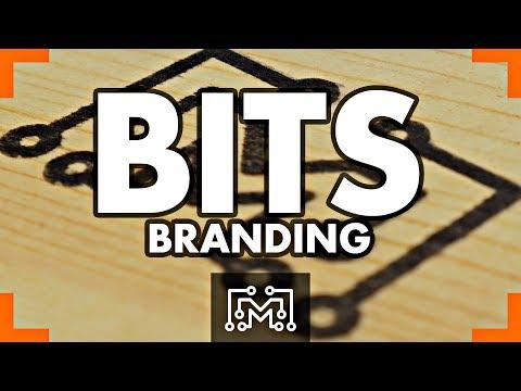 Branding Your Work // Bits