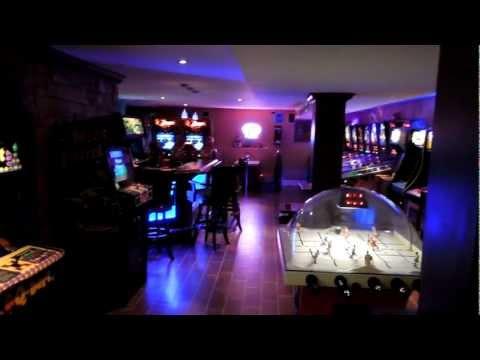 Home Arcade,Mancave, Ultimate Gameroom,...