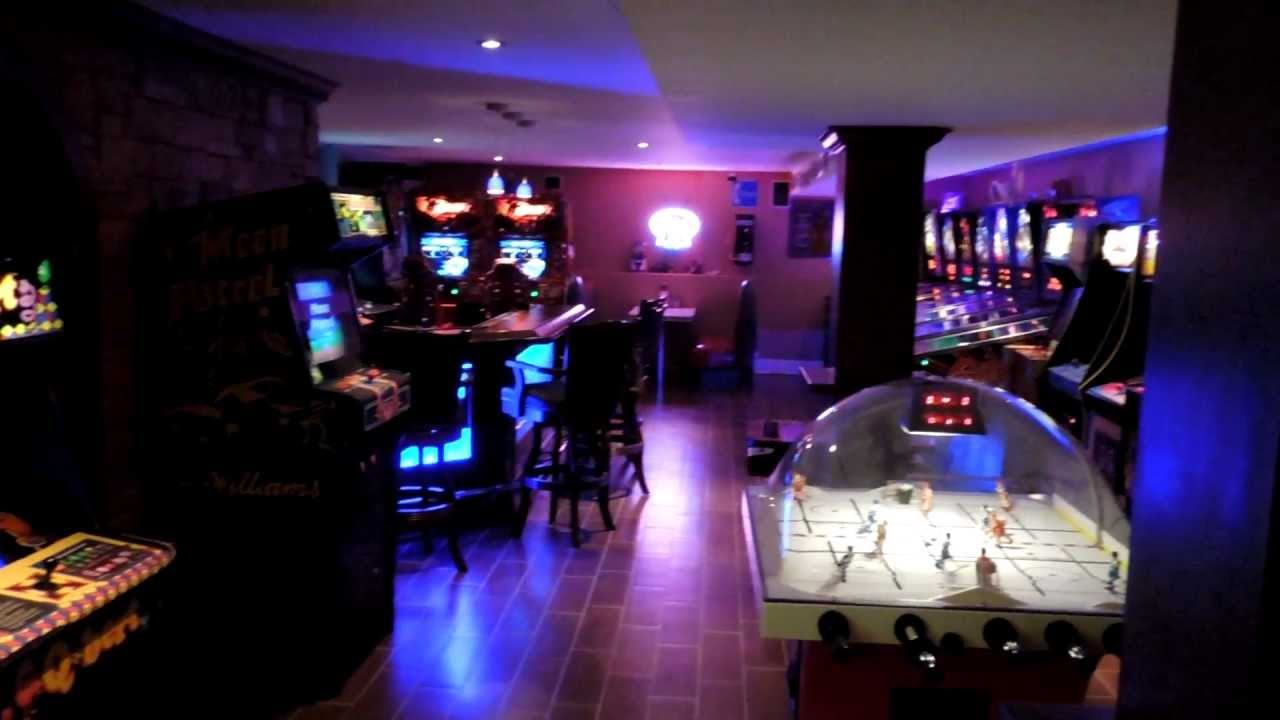 Man Cave Arcade Facebook : Home arcade mancave ultimate gameroom video game pinball