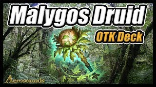 Malygos Druid OTK Deck - Hearthstone - The Witchwood