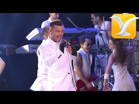 Ricky Martin - Come With Me - Festival de Viña del Mar 2014 HD
