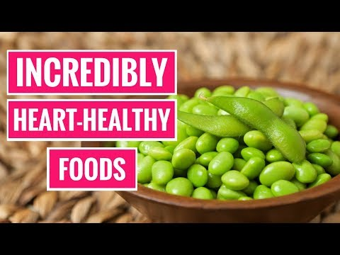 6 Incredibly Heart-Healthy Foods