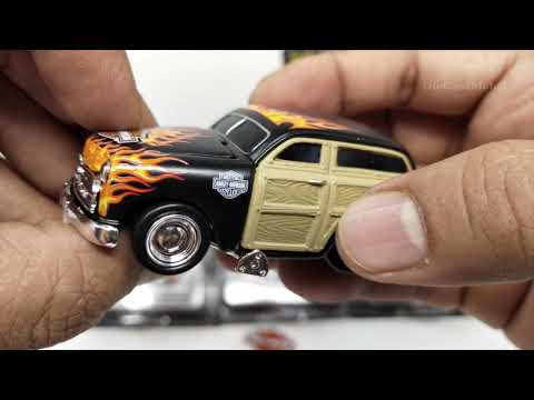 1950 FORD : Maisto - Harley Davidson - Muscle Machines - 1:64 Scale