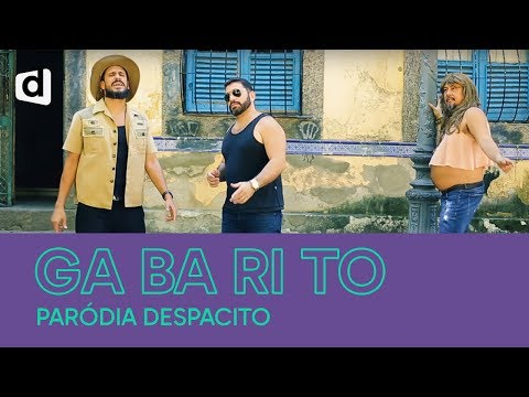 DESCOMPLICA | PARÓDIA DESPACITO (Luis Fonsi ft. Daddy Yankee / Parody)