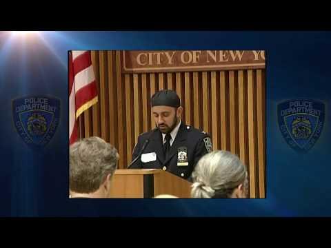 Muslim Members of the NYPD 2017