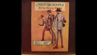 Mott the Hoople All the Young Dudes Full album vinyl LP (1972)
