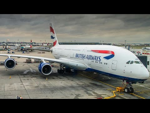British Airways A380 Business Class/ Club World Review