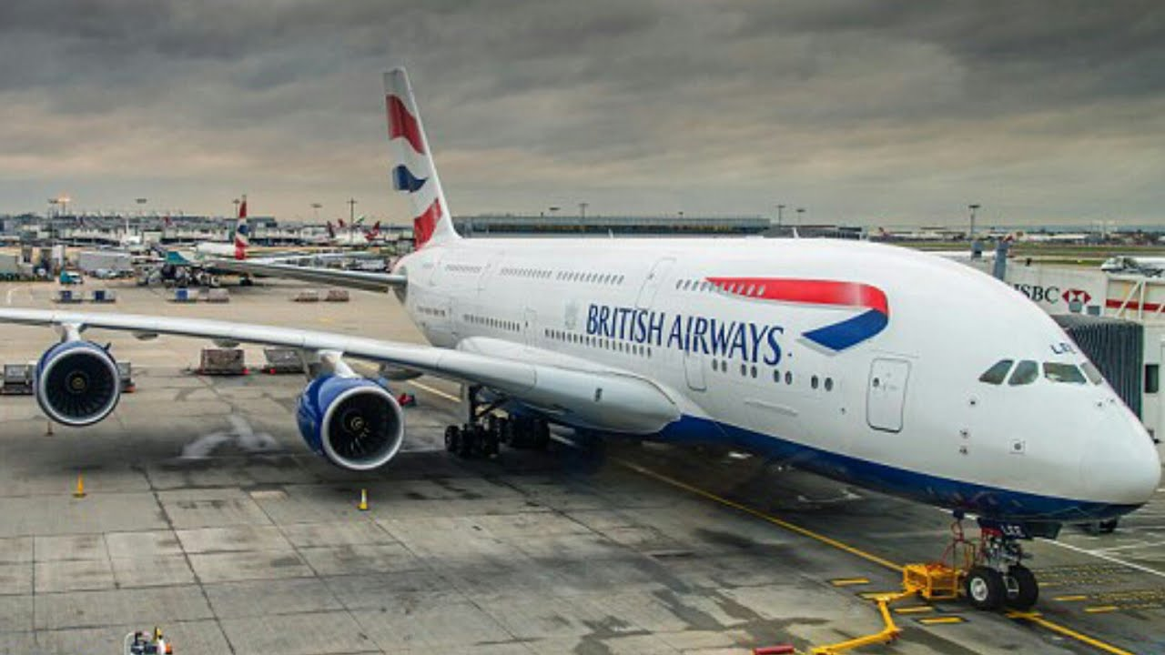british airways a380 business class club world review