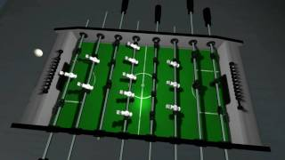 3D Foosball PC game, free download!