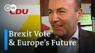 EU Commission presidential candidate Manfred Weber: Give Europe back to the people | DW Interview