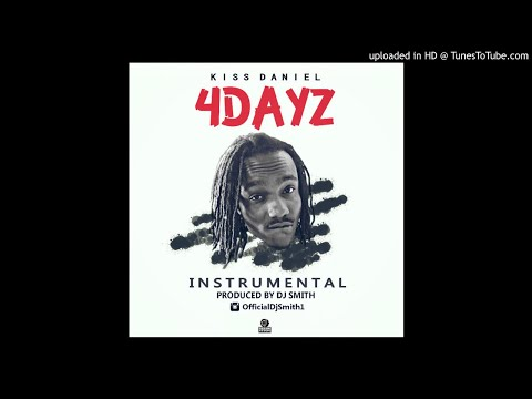 Kiss Daniel - 4Dayz (Instrumental) Prod. by DJ Smith Nigeria