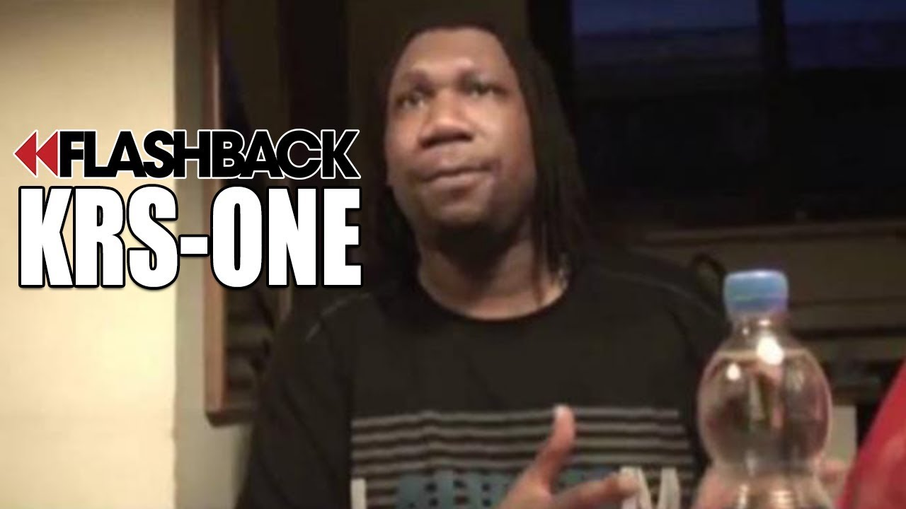 KRS-One on How Real Men Don't Exist in Mainstream Hip-Hop (Flashback)