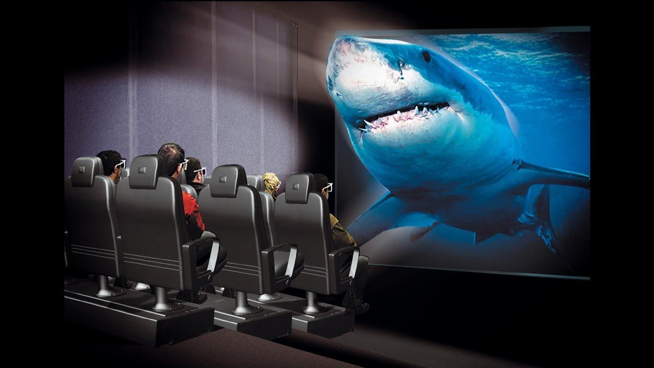 В Японии показали технологию 7D, которая заменит вообще все развлечения