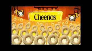 The Cheerios Kid and Sue are back
