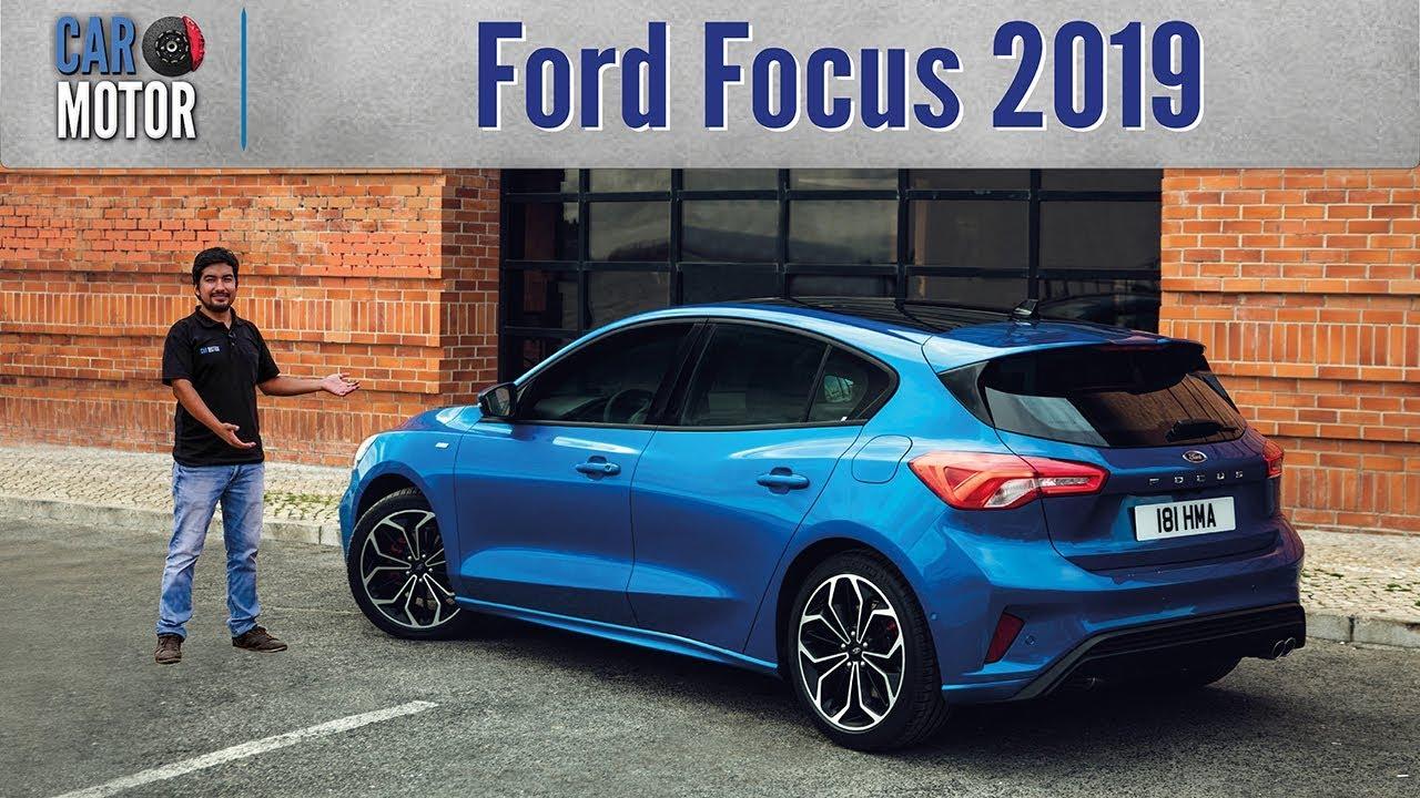 Novo Ford Focus 2018 >> Ford Focus 2019 - Quiere ser el nuevo referente - YouTube