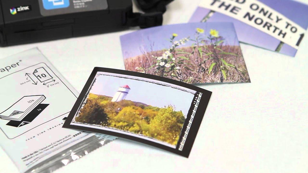 zink i miljn essay Find great deals on ebay for polaroid zink in inkjet printer photo paper shop with confidence.