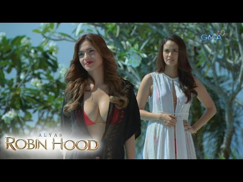 Alyas Robin Hood: Venus and Sarri face off (with English subtitles)