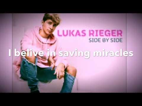 Lukas Rieger - Side by Side lyrics