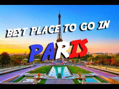 5 best places to go in paris visit indonesia youtube